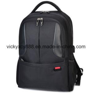 Qualitäts-doppelter Schulter-Notebook-Computer-Laptop-Rucksack-Beutel (CY3391)