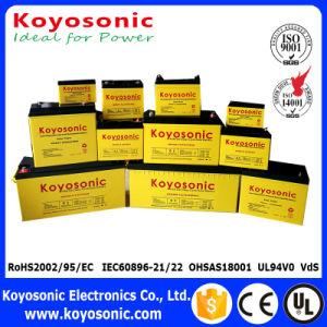 5-летняя гарантия 12V 100Ah глубокую цикл батареи аккумуляторная батарея типа VRLA SMF