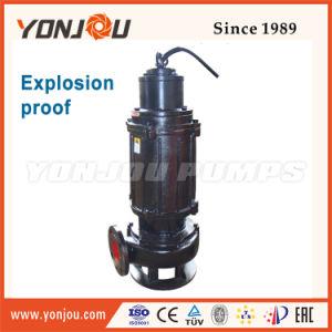 Non-Clogging sumergible bomba centrífuga de aguas residuales