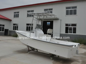 De Chinese Leverancier die van Liya 19FT Stijve Tedere Boot vissen