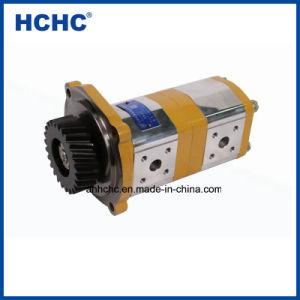 Pompa a ingranaggi idraulica della Cina doppia Cbwlft per l'autocarro con cassone ribaltabile