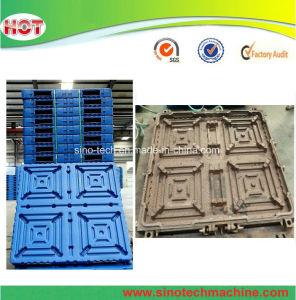 1200L três camadas de Máquinas de moldagem por sopro /máquina de paletes plásticos