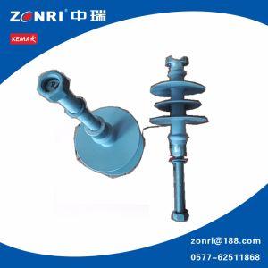 Hv 11kv 70kn de tipo de pasador Aislante de polímero
