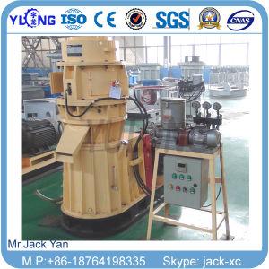 160 Kw 1,5 tonne/heure de mourir Big enrobage Machine plat
