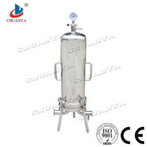 RO Ss van de Filtratie van de Zuiveringsinstallatie van het water de Sanitaire Huisvesting van de Filter van de Patroon