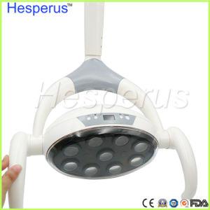 9 LED Lámpara Dental con Sensor Luz Oral para la Presidencia de la Unidad Dental