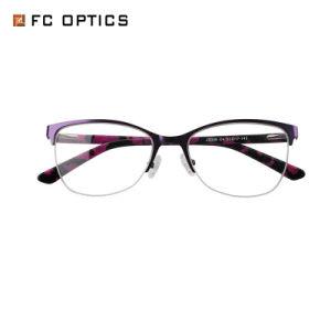 Entrega rápida de 2020 Mayorista de metal de marcos para la Mujer de gafas