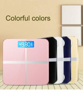 Оптовая торговля закаленного стекла цифровой ванная комната в области личной вес шкалы домашних хозяйств