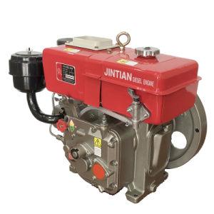Resfriado a água único cilindro Motor Diesel com ISO9001 Aprovado (R175A)