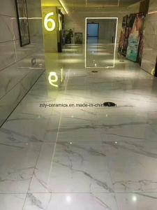 建築材料の自然な石造りの陶磁器のJinggangによって艶をかけられる磁器のタイル