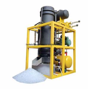 A fábrica preço de venda de flocos Industrial /tubo /Cube/Bloco /Neve Gelo máquina de fazer a máquina para vendas