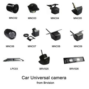 Minicámara universal para coche