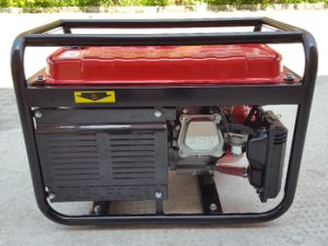 Neuer Entwurf 2017 2.0 Kilowatt-Rückzug-elektrischer beweglicher Benzin-Generator