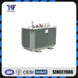 10kv trois transformateurs de distribution de phase