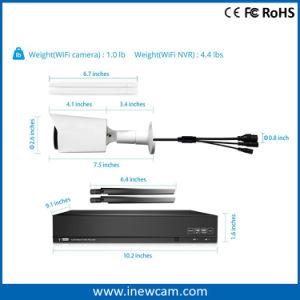 De Camera van de Verre Controle 1080P WiFi P2p IP van de dag en van de Nacht