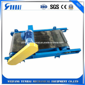L'équipement minier Séparateur magnétique permanent du système de sécurité demande de matériel minier