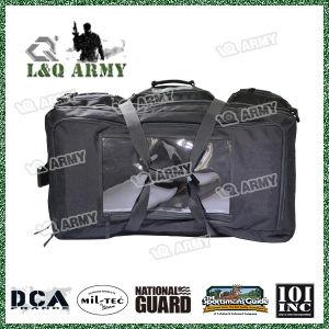 Militärdüffel-Beutel mit haltbaren Rädern und Laufkatze