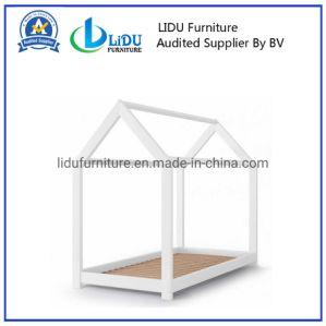 Quarto móveis para crianças Banheira Vender o novo design em madeira de pinho cama para crianças