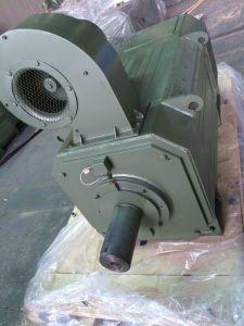 Elevado par motor 440V 3000rpm del motor de cepillo eléctrico DC