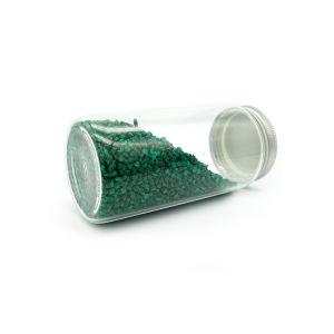 관을%s 색깔 Masterbatch 안료는 플라스틱과 고무 애완 동물 병 전기 농업 필름을 자루에 넣는다