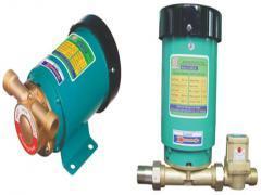 Renforcement de la pompe automatique (CL18G-16)