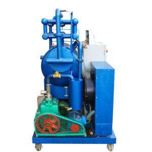 Completamente automática de doble etapa de alta eficacia de la máquina de purificación del aceite de vacío para la purificación de aceite del transformador (JYZ Series)