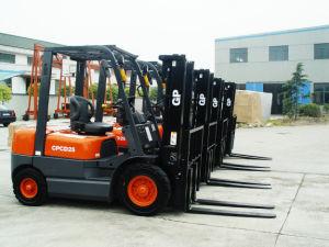 Дизельный вилочный погрузчик 3 тонны, Китайский Xinchai 490 дизельный двигатель