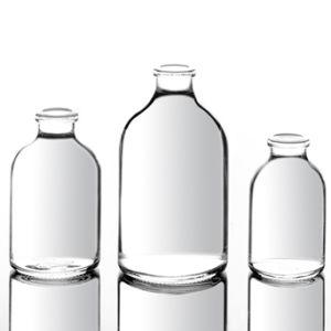 Botella de Cristal Clara