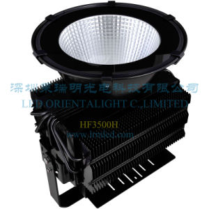 Calzada Autopista de alta potencia 300W de iluminación LED Luz mástil Hig
