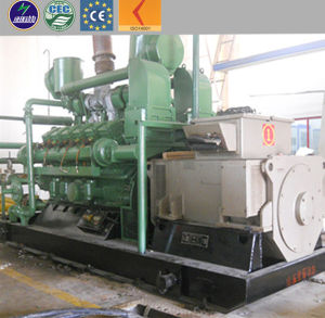 CHP van de Stroom van het Aardgas van het methaan de Grote Generator van het Gas