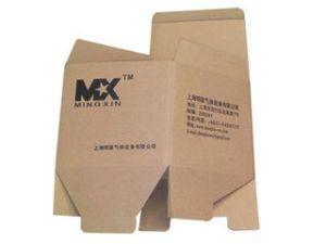 Amplia caja de cartón corrugado usado que hace la máquina (GK-1100GS)