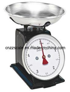 Scala meccanica della cucina della molla