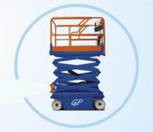Самоходный Электрический подъемный стол ножничного типа 8-9.5m