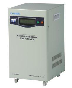 Stabilizzatore di SVC-C (visualizzazione) dell'affissione a cristalli liquidi Voltagae (AVR)