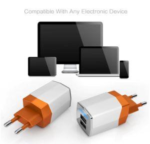 2018年のシンセンの卸し売り安い価格携帯用小型二重USB車の携帯電話の充電器