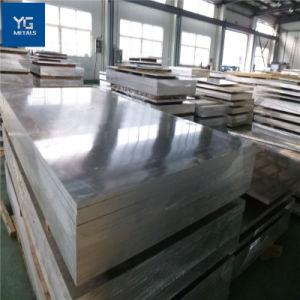 6063 поддельных сплава алюминиевую пластину