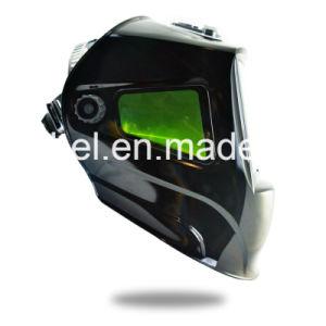 (Vista Lateral) TIG/MIG soldadura automática de oscurecimiento automático casco / máscara de molienda Wh9806-SV