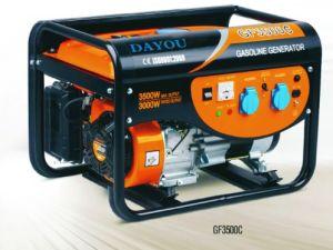 2.8kw de Generator van de Benzine van de Benzine van het Gebruik van het huis met Handvat & Wielen