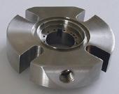 Les pièces d'étanchéité mécanique de la cartouche