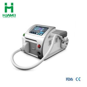 Portable 808nm depilador a Laser com marcação CE