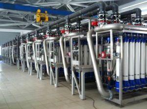 天然水の生産工場を飲む産業水フィルター