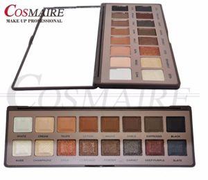 OEM 16 couleurs de haute qualité Fashion fard à paupières maquillage des yeux