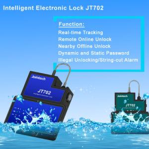 Inseguitore elettronico della serratura di parola d'accesso per la soluzione di telecontrollo di obbligazione del bene del carico del contenitore