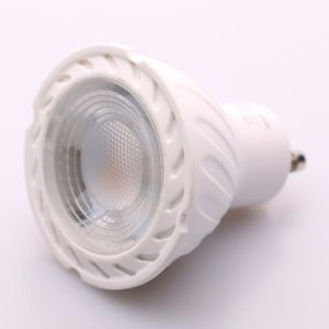 5W 7W PFEILER GU10 LED Punkt-Licht-Lampe Dimmable GU10 LED des Scheinwerfer-GU10 LED Birnen