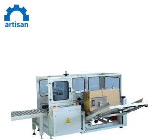 20-30 casos cartón Erector automático con máquina de embalaje de China