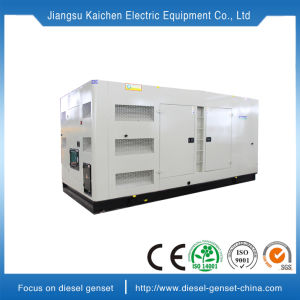 AC Generator In drie stadia van de Dieselmotor van de Diesel 200kw Generator van de Macht de Stille