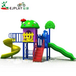As crianças de creches ginásio ao ar livre exercício de plástico Playground Equipamentos para venda Parque Infantil de plástico para exterior
