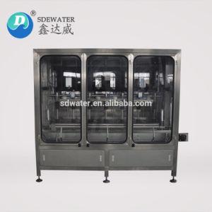 450 Bph 3-5 Gallonen-Flaschen-Füllmaschine-volle Zeile