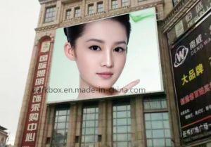 P6 Full-Color conduit à la publicité de plein air de l'écran LED Moudle