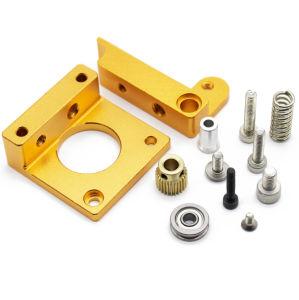 Hohe Präzisions-Metall, das CNC-Prägemaschinell bearbeitenteile aufbereitet